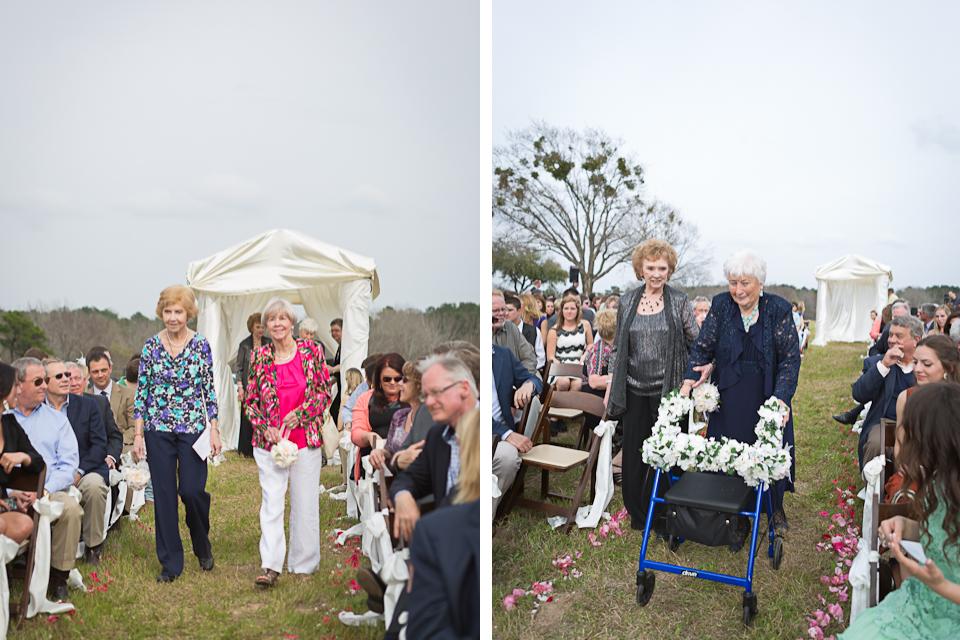 Flower Girl Grandmas
