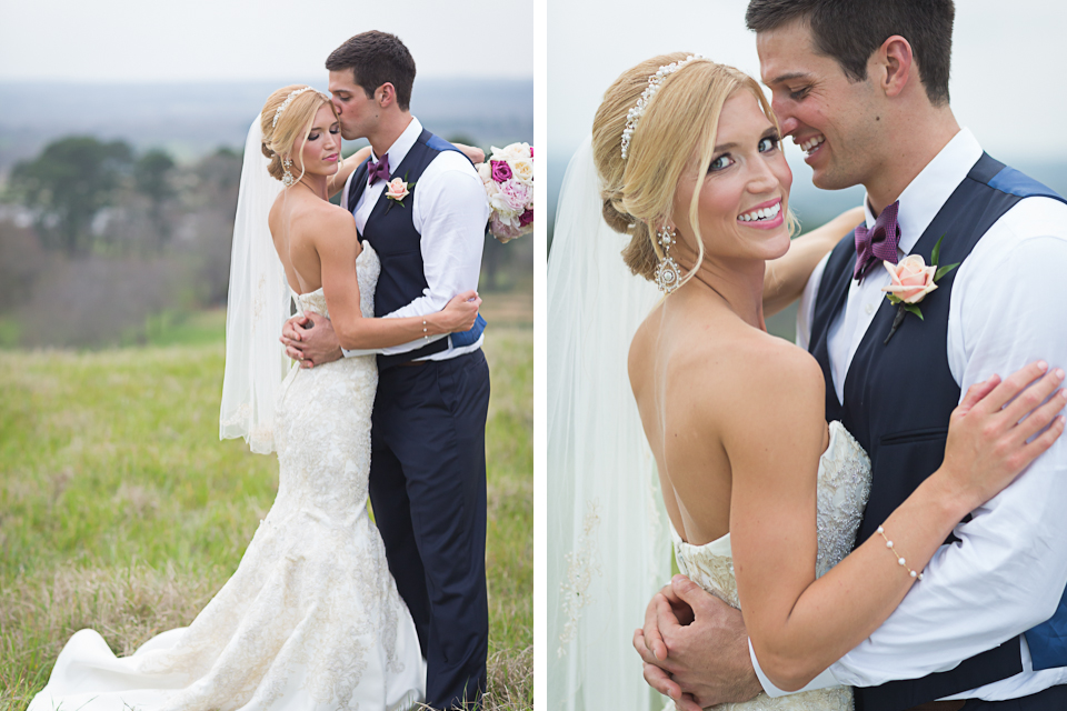 Texas Wedding - Bride + Groom - Ranch