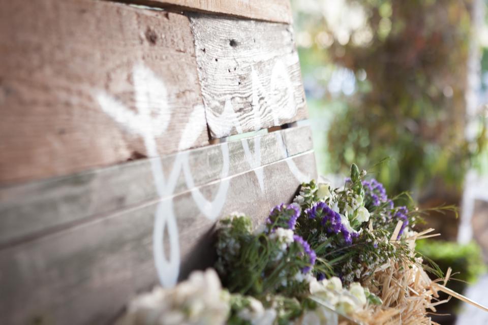 Love sign - Wedding