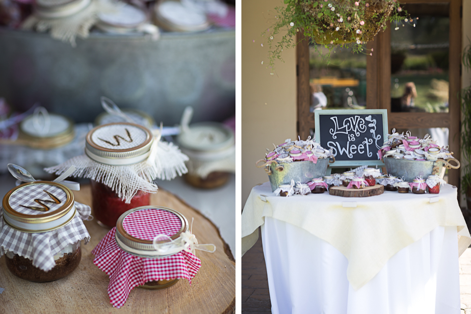 Valorie Darling Photography - Fess Parker Winery Wedding - Dessert Table