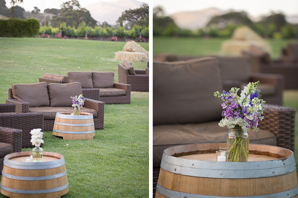 Valorie Darling Photography - Fess Parker Winery Wedding - Reception
