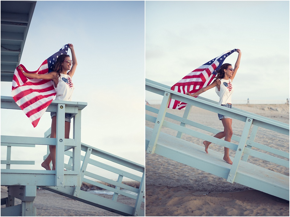 Patriotic, fourth of july, independence day, america, flag, american, inspired by this, engagement photos, destination wedding photographer, valorie darling photography