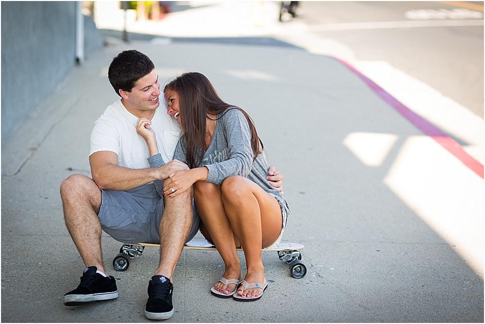 Manhattan Beach - Long boarding - Engagement Photos {Valorie Darling Photography} - 10340.jpg