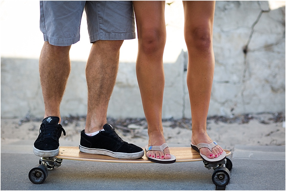 Manhattan Beach - Long boarding - Engagement Photos {Valorie Darling Photography} - 10362.jpg