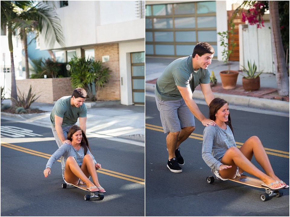 Manhattan Beach - Long boarding - Engagement Photos {Valorie Darling Photography} - 10382.jpg