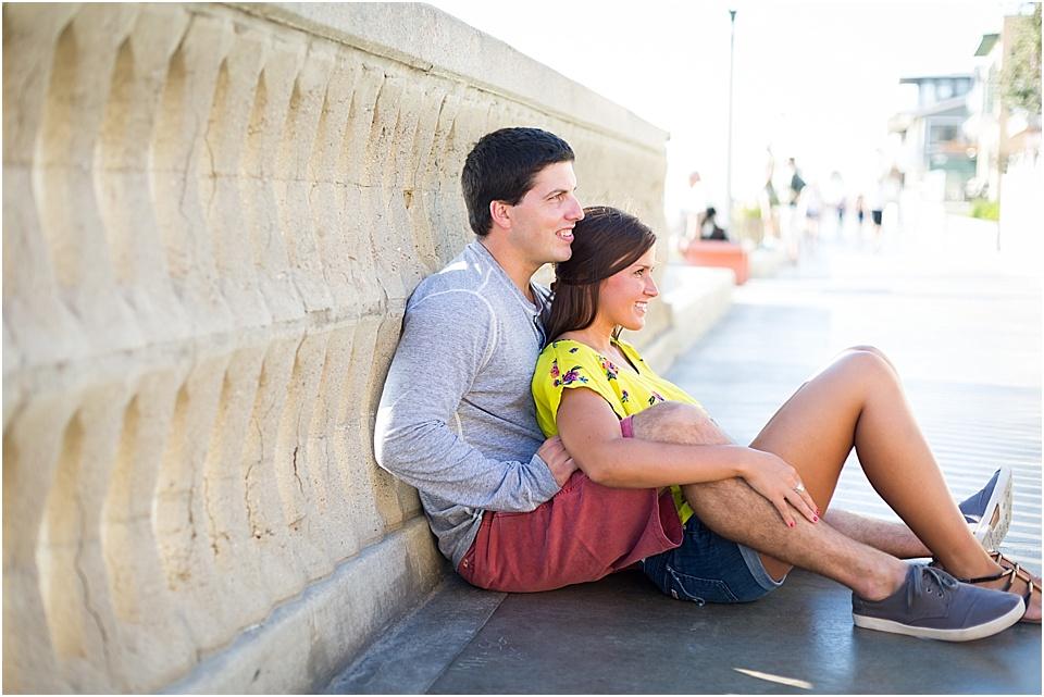 Manhattan Beach - Long boarding - Engagement Photos {Valorie Darling Photography} - 10461.jpg
