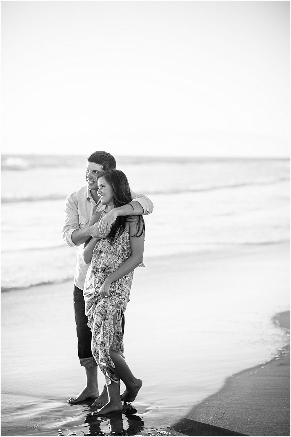 Manhattan Beach - Long boarding - Engagement Photos {Valorie Darling Photography} - 10508.jpg