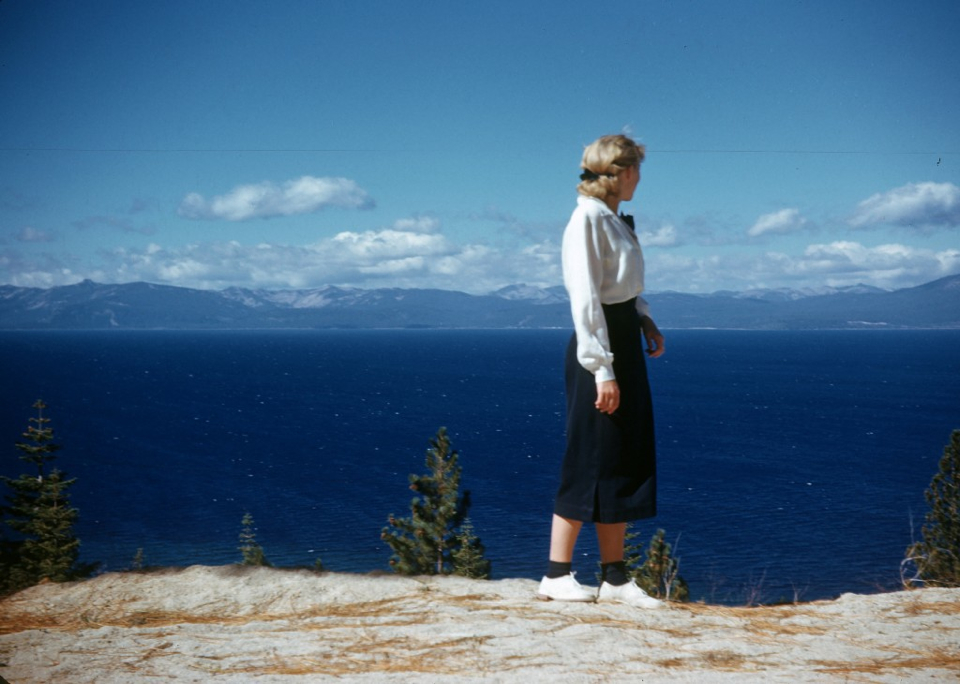 Crater Lake - Dorothy Dahl Honeymoon