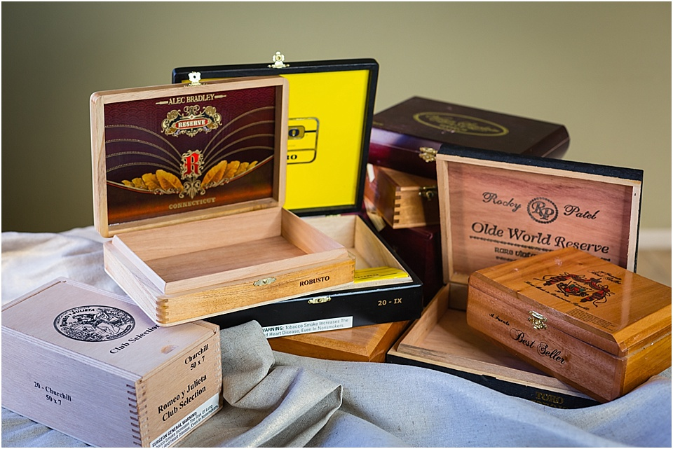 Valorie Darling Photography - Vintage Cigar Boxes for Wedding Clients - 10183.jpg