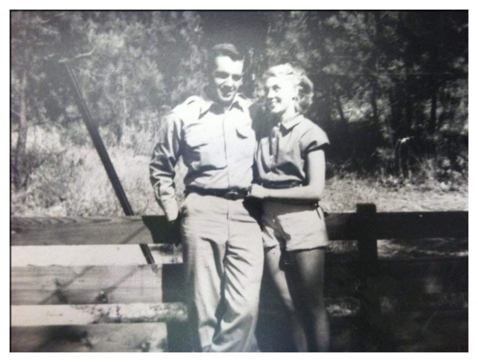Glamma + Grandpa