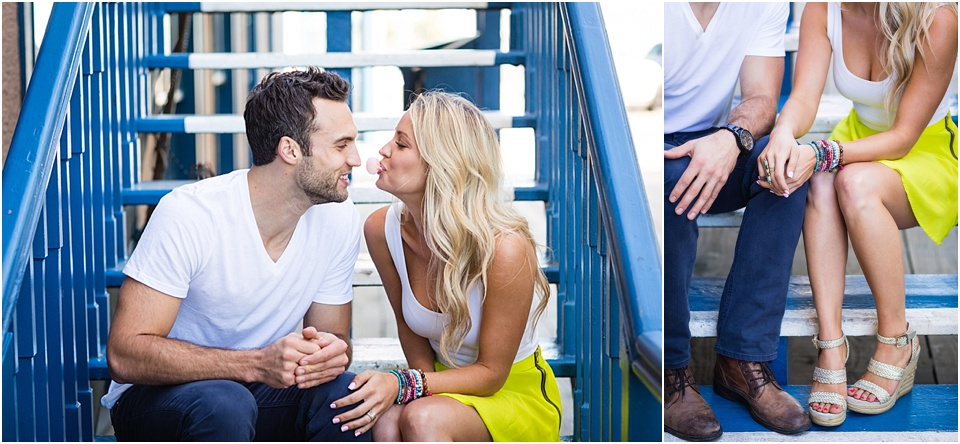 nicole alexandra Weddings, Dish Wish, Santa Monica Pier Engagement, Valorie Darling Photography, Marina del Rey Wedding Photographer