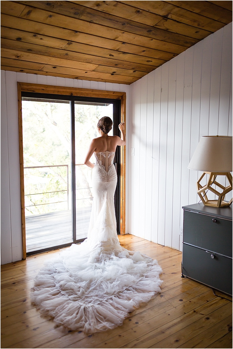 Inbal Dror Wedding Dress - Valorie Darling Photography
